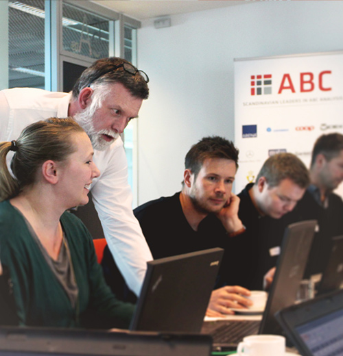 Anders Hesdam, ABC Undervisning